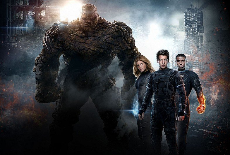 "It's clobbering time! New ""Fantastic Four"" opens August 5 in Philippine cinemas!"