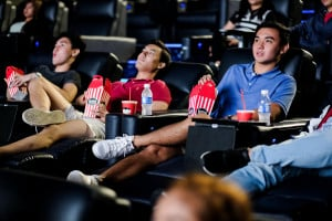 Ayala Malls Cinemas' U.P. Town Center opens first 4DXTM screen in the city